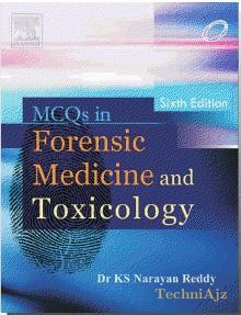 MCQs in Forensic Medicine and Toxicology(Paperback)
