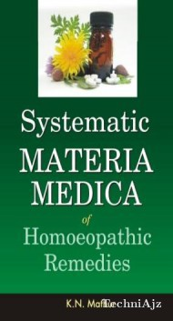 Systematic Materia Medica Of Homoeopathic Remedies(Hardcover)