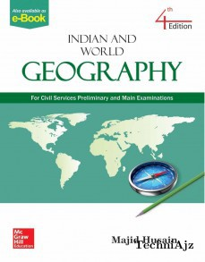 Indian and World Geography(Paperback)