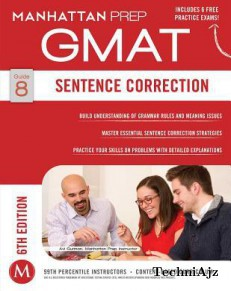 Sentence Correction GMAT Strategy Guide, 6th Edition(Paperback)