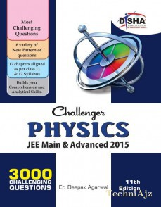 Challenger Physics for JEE Main & Advanced(Paperback)