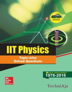 IIT Physics Topic- wise Solved Questions(Paperback)