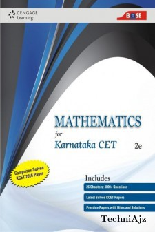 Mathematics for Karnataka CET(Paperback)