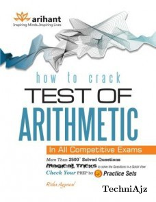 How to Crack- Test of Arithmetic(Paperback)