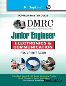 DMRC: Junior Engineer Electronics & Communication Exam Guide(Paperback)