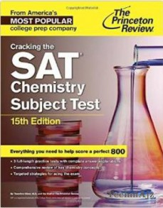 Cracking the SAT Chemistry Subject Test(Paperback)