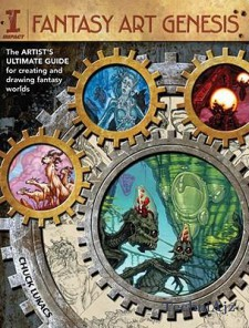 Fantasy Genesis: A Creativity Game for Fantasy Artists(Paperback)