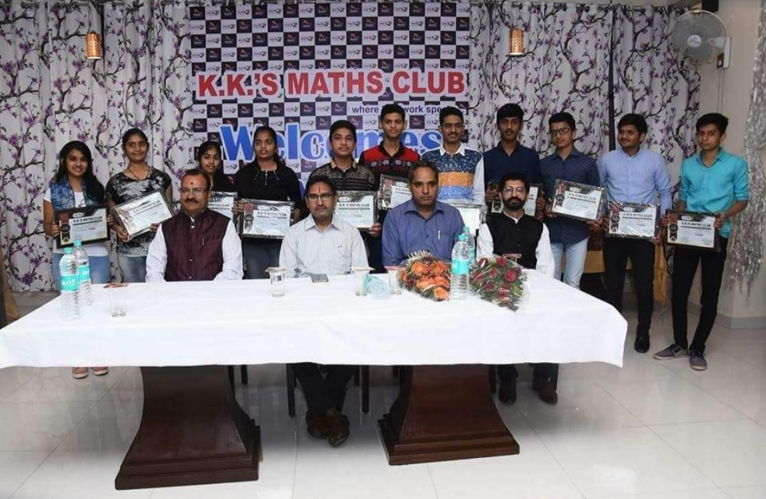 Kk's math's club
