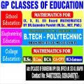 GP Classes Of Engineering