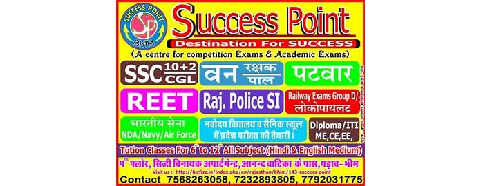 Success Point Coaching Center