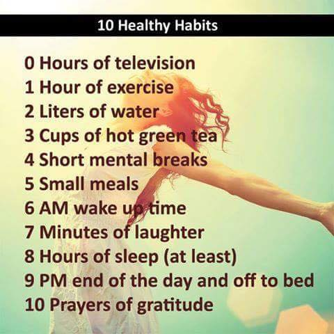 Healthy Tips just follow and keep you fit and fine