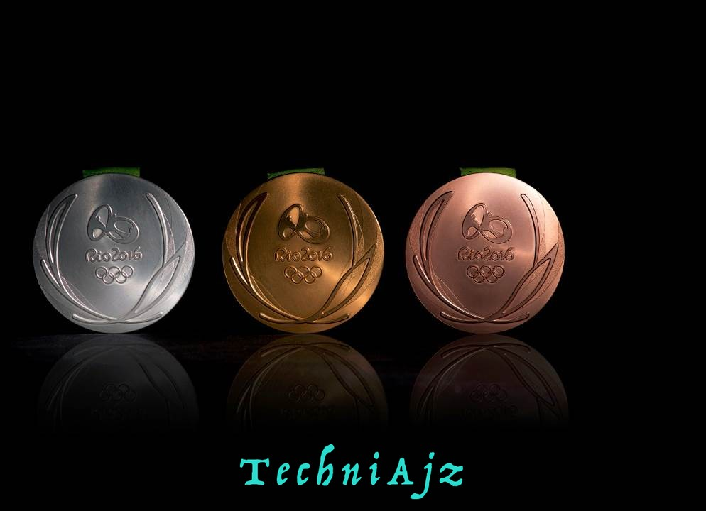 Medal status in Rio olympic | 7 Aug 2016 9:00 AM GMT 5:30+