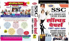 Ssc Cgl All Graduate Level Exam Solved Papers- HINDI(Paperback)