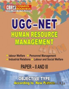 Ugc Hrm & Labour Welfare Objective Type Paper- 2 & 3(Paperback)