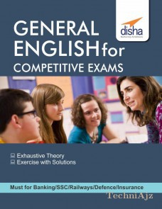 General English for Competitive Exams- SSC/ Banking/ Railways/ Defense/ Insurance(Paperback)