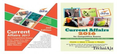 Current Affairs 2016- 2017 for Competitive Exams- UPSC/ State PCS/ SSC/ Banking/ Insurance/ Railways/ BBA/ MBA/ Defence(Boxed Set)