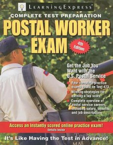 Postal Worker Exam[ With Access Code](Paperback)