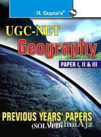 UGC- NET Geography Previous Papers (Solved)(Paperback)